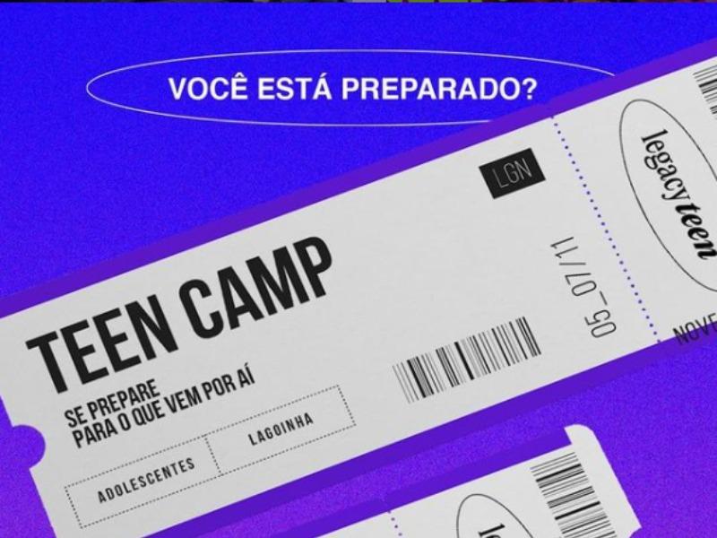 Teen Camp 2021