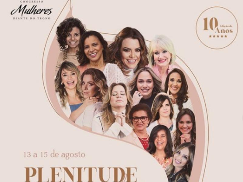 Congresso Mulheres e Moças Diante do Trono