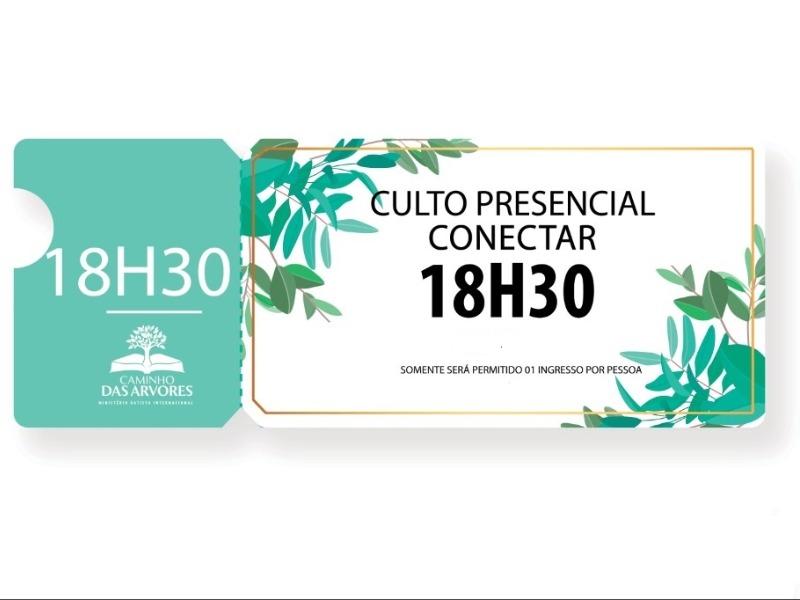CULTO CONECTAR  - 18h 30