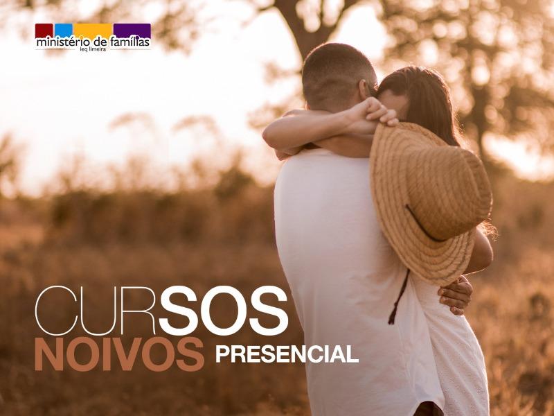 CURSO NOIVOS - PRESENCIAL / DOMINGO