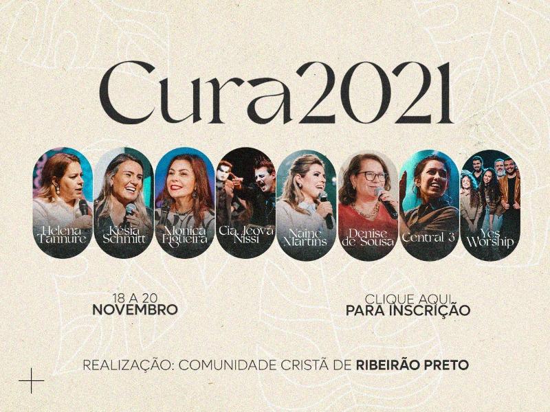 CURA 2021 - CAMPUS OESTE (Ipiranga)