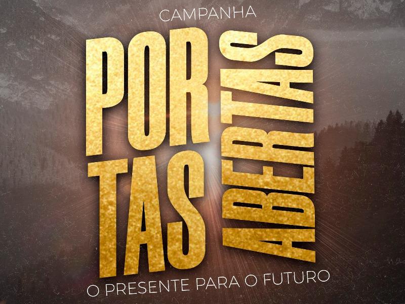 CAMPANHA PORTAS ABERTAS
