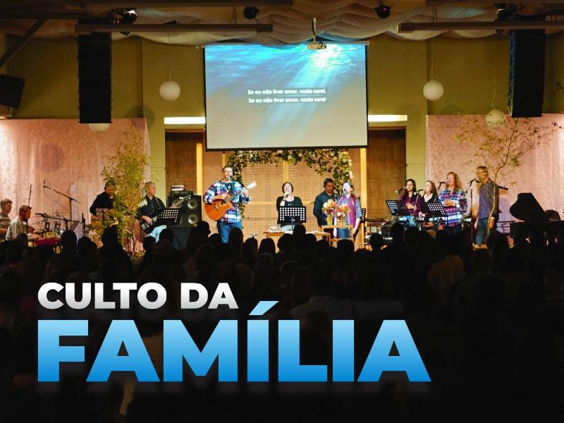 Culto da Família PACHECA