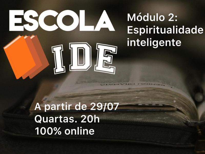 Escola IDE Online - Módulo 2