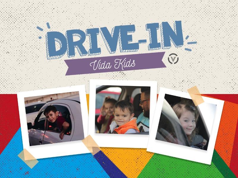 Drive-In Vida Kids 2