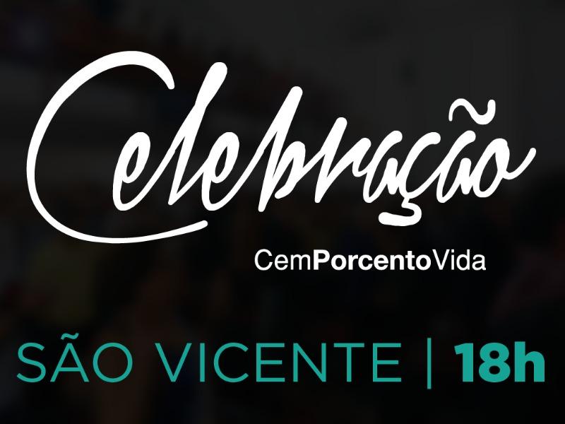 Celebração São Vicente - 18h
