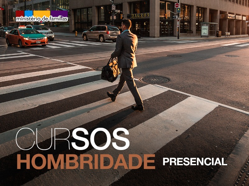 CURSO HOMBRIDADE - PRESENCIAL / DOMINGO