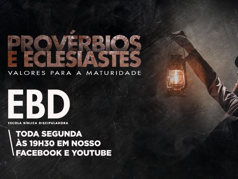 EBD | Provérbios e Eclesiastes