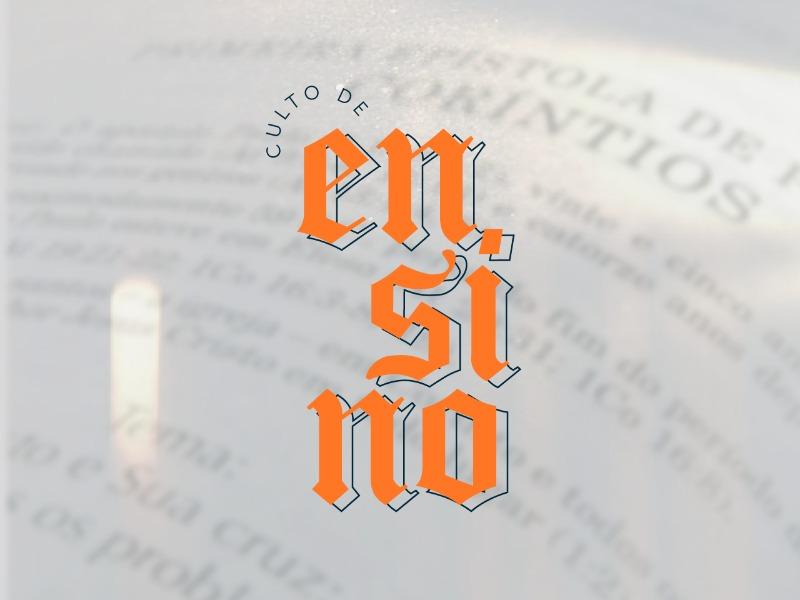 Culto de Ensino (online)