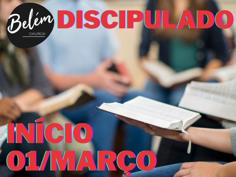 DISCIPULADO BELÉM CHURCH