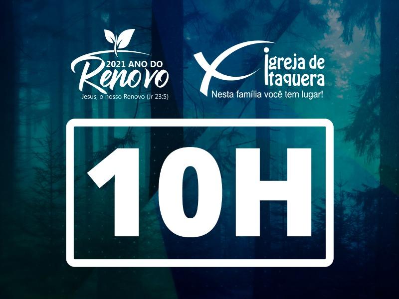 DOMINGO | 10H