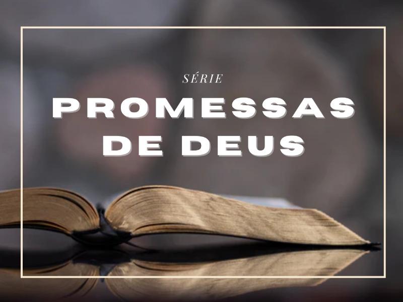 Promessas de Deus com Pr. Marlon Ipólito
