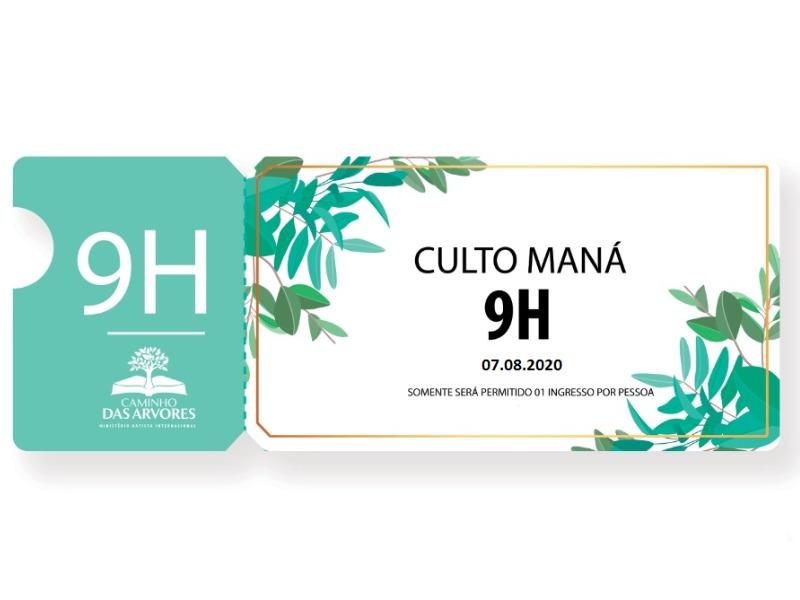 CULTO MANÁ
