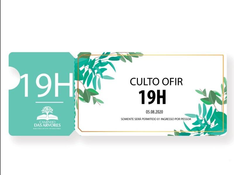 CULTO OFIR