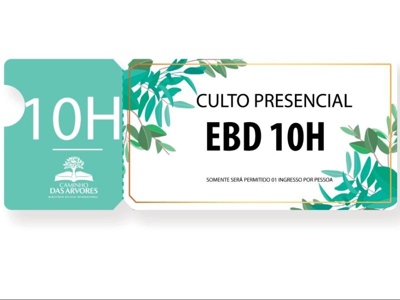 CULTO 10H