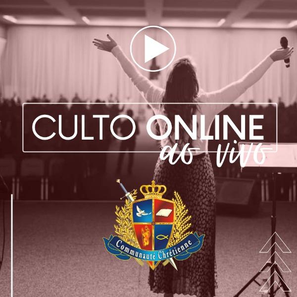 Culto Online Ao Vivo
