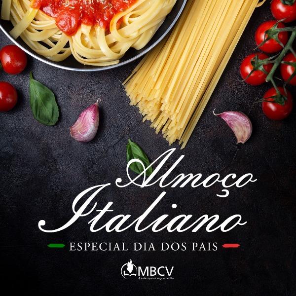 Almoço Italiano