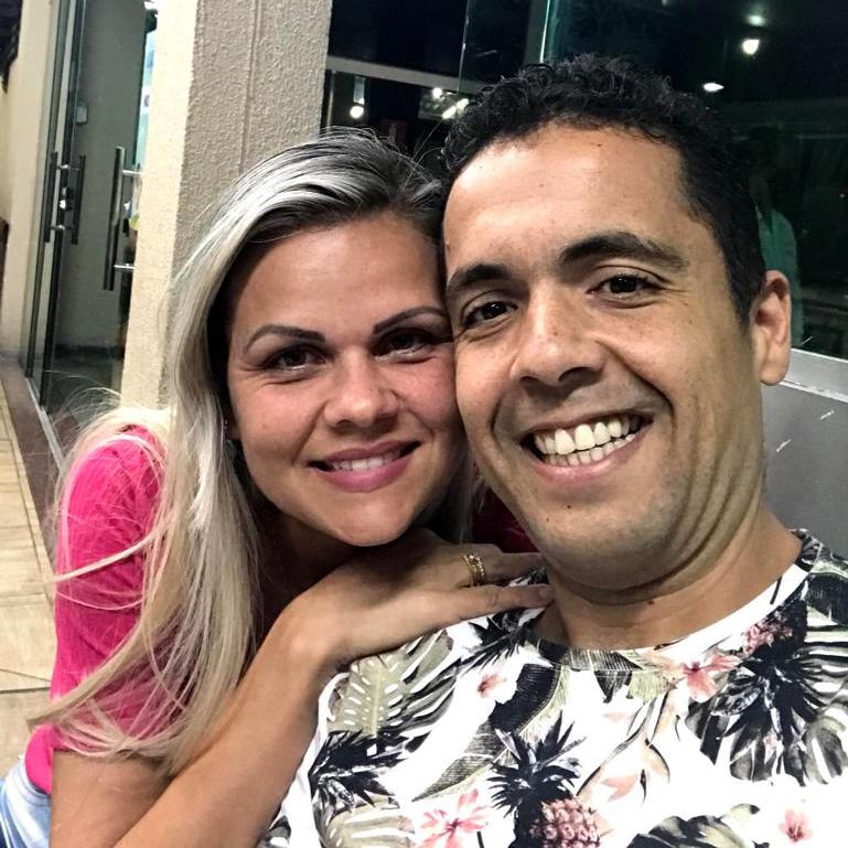 Rafael Moraes e Helen Moraes