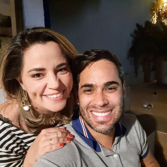 Rafael e Lauren