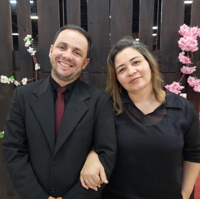 Leonardo e Andréia