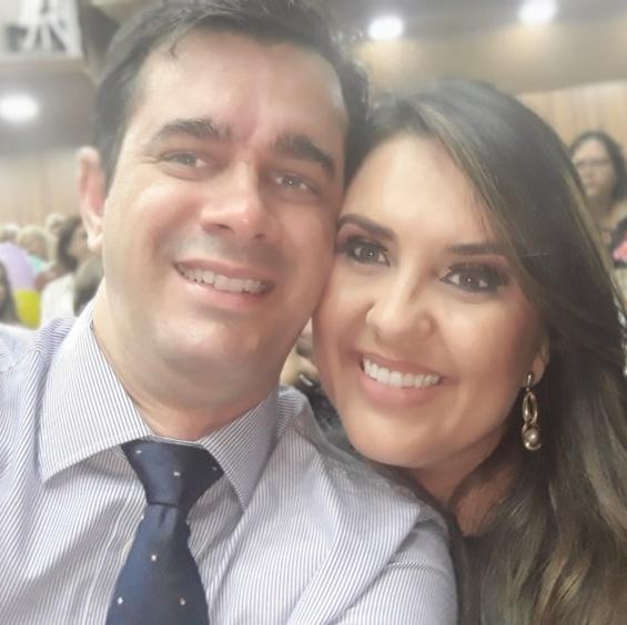 Pabloneli Vidal e Michele Vivian Vidal