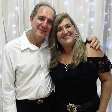 Antônio Damião e Tereza Cristina