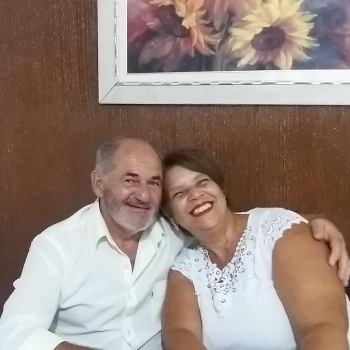 Geraldo Magela e Ilma Santiago