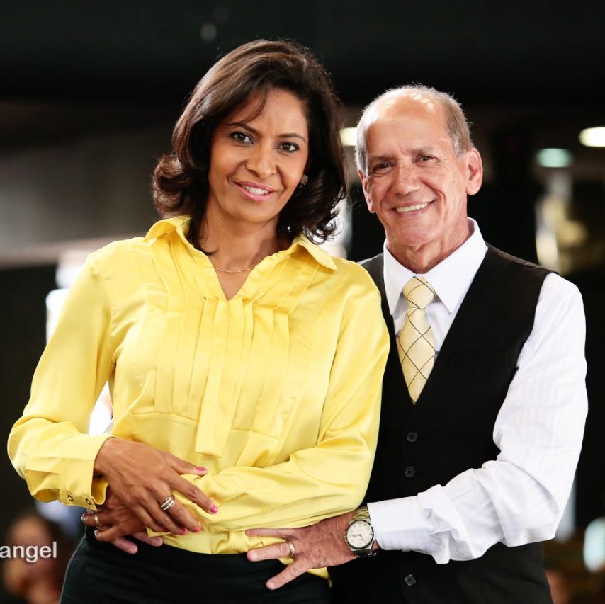 Narciso Marques e Cláudia Márcia Marques