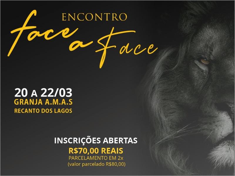 Encontro Face a Face