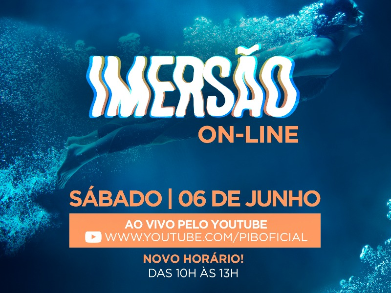 Imersão Online 2!