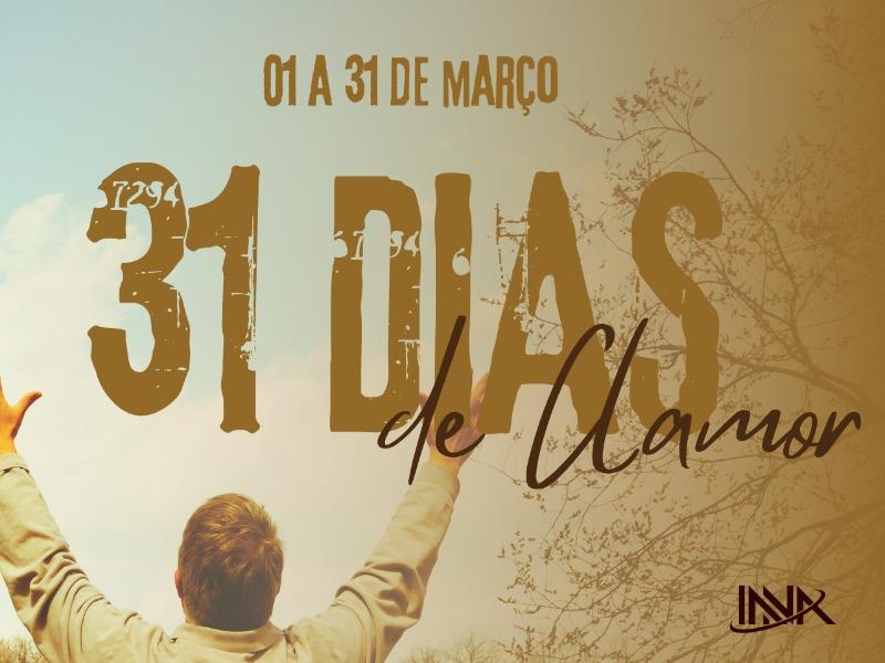 31 dias de Clamor