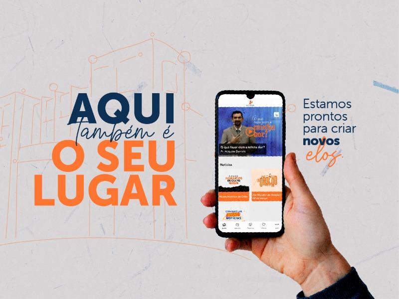 Seja bem-vindo ao nosso app!