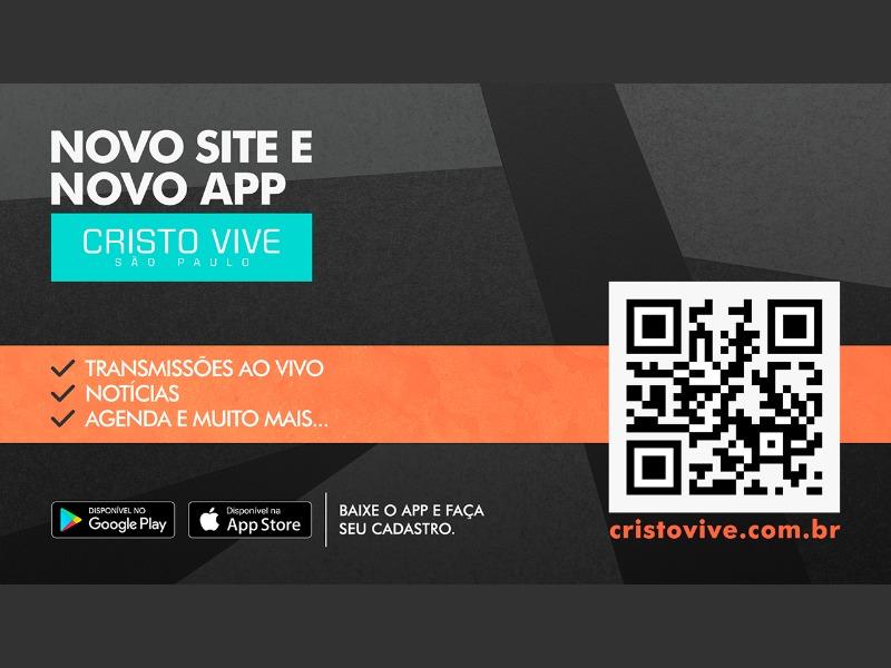 Lançamento Novo Site