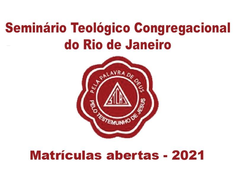 STCRJ abre matrículas para 2021