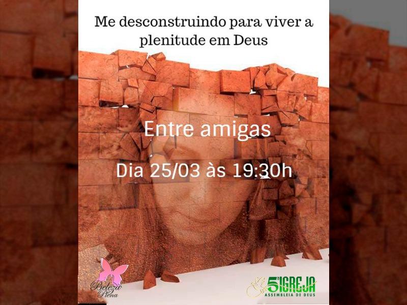 ENTRE AMIGAS - 25/03 - 19:30