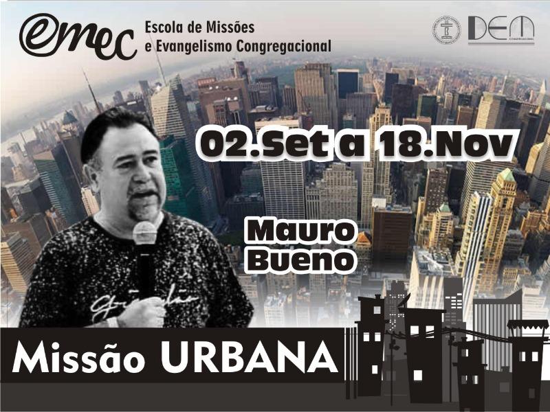 Curso de Missão Urbana da EMEC