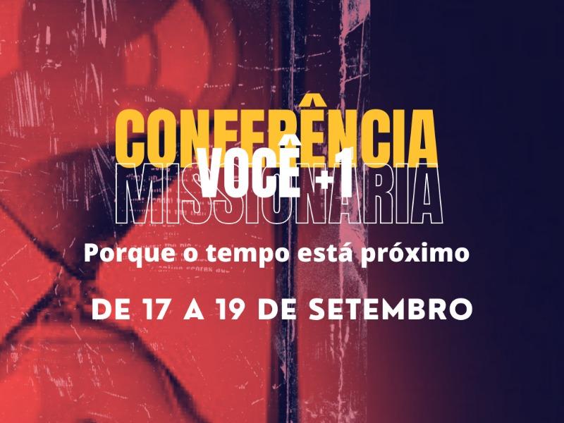 CONFERÊNCIA MISSI0NÁRIA
