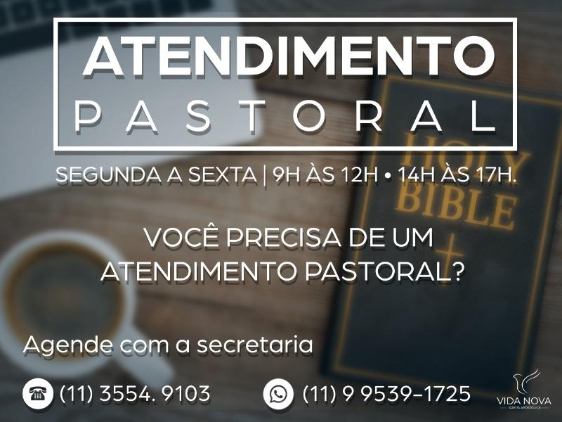Atendimento Pastoral