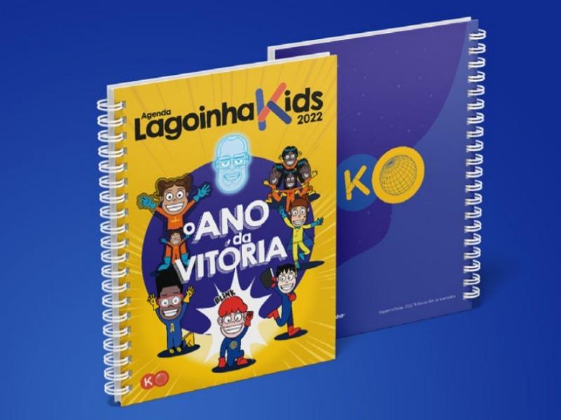 Lagoinha Global lança Agenda Kids 2022