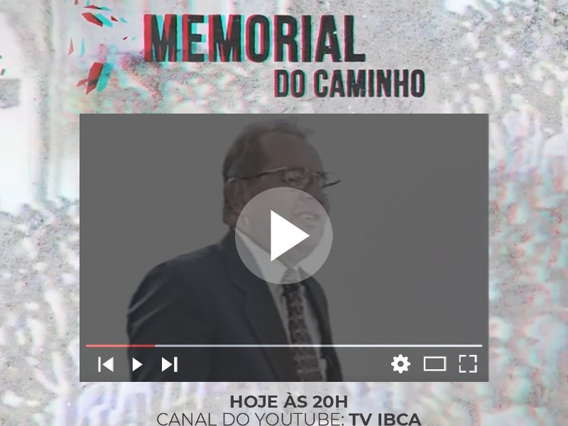 MEMORIAL DO CAMINHO 21/09