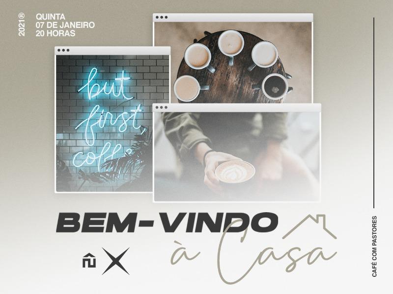 BEM VINDO A CASA 🏠