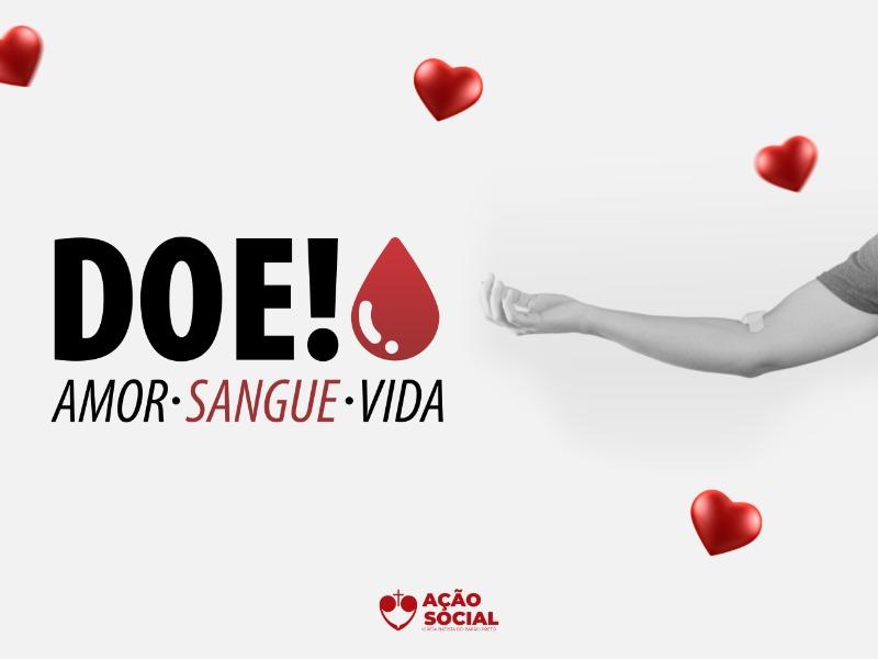 Lançamento do Projeto Doadores de Sangue