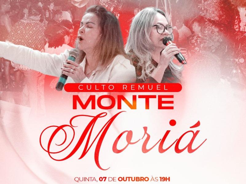 REMUEL NO MONTE MORIÁ 07/10/21