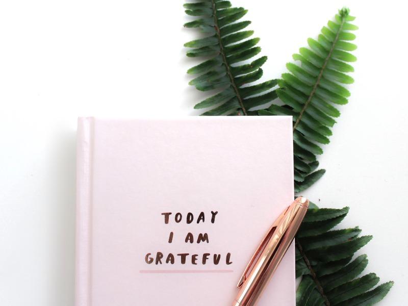 Seja Grato - Dia da Gratidão