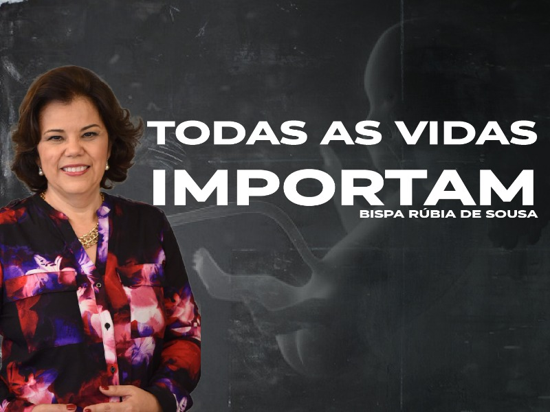 Todas as vidas importam
