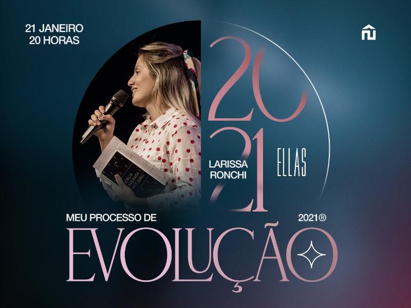Ellas | MEU PROCESSO DE EVOLUÇÃO