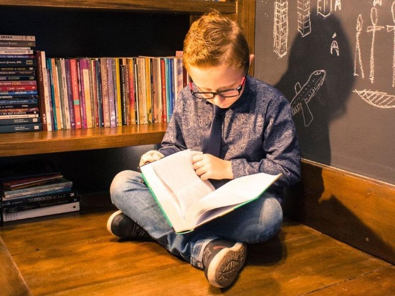 Incentive as crianças a gostarem da Palavra!