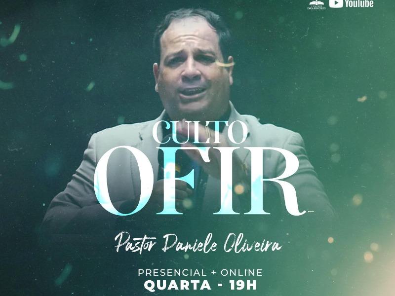 CULTO OFIR 16/06/21