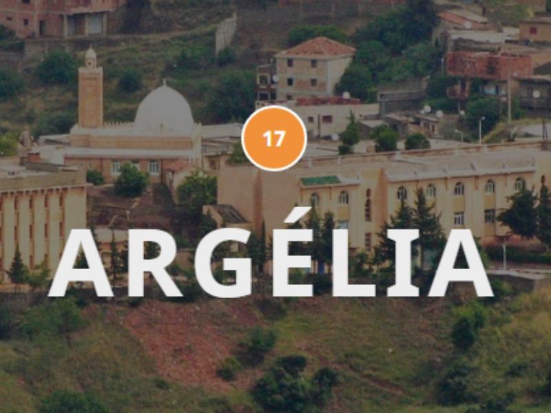Igreja Perseguida, ore pela Argélia