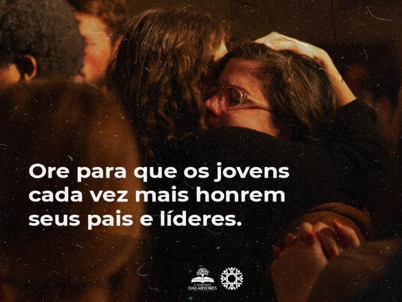 CLAMOR 7 DIAS PELA JUVENTUDE DO BRASIL- DIA 05